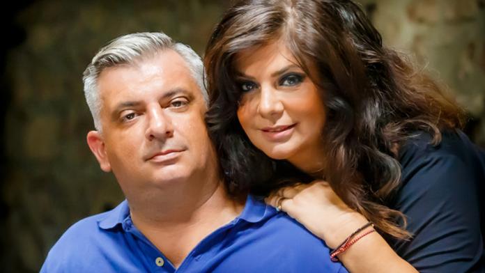 Δημήτρης Αγγελόπουλος & Βάσια Παναγοπούλου